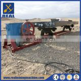 Gold mining separation shaking table for coal/ titanium/ lead,/placer gold