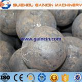 grinding media forged ball, steel forged milling balls, dia.80mm,90mm steel forged mill ball, grinding media balls