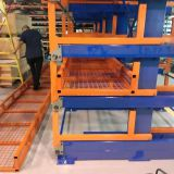 Bar storage rack  Roll-out shelf rack Made in China