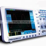 Dual Digital Storage Oscilloscope 8'' TFT LCD Display Portable/200MHz/SDS8202 with LAN Port