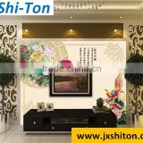 new 3D ink-jet printing technology wall tile 3d design wall