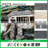 fashion style flexible waterproof modified clay material wall and floor decoration led flexible tile