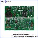 Resisting LED light interference eas main board