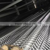 electric motor for conveyor belt for drying wood chips and shavings