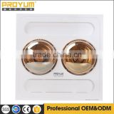 Ceiling mounted waterproof Bathroom Infrared golden lamp Heaters for shower                                                                         Quality Choice