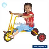 JT16-5304 Safety hot sale preschool children bicycle single seat kids mental tricycle