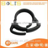best quality professional manufacture black plastic hose clamps