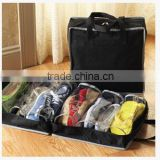 AN408 ANPHY Shoe Tote 6 Pairs Shoe Handbag Storage Non-woven Bag Box Black Red in Stock 234g 100pcs/ctn opp pack