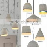 Hot Sale Concrete Pendant Light Edison Lamp Pendant Light                                                                         Quality Choice