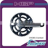 High Quality Bicycle Chainwheel Aluminum Crankset Carbon Crankset