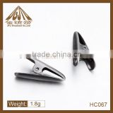 Fashion Metal Coffee Bag Clips,Metal Clips For Curtain,Office Holder