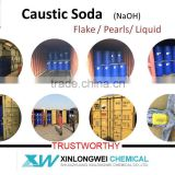 Industry use Sodium Hydroxide Liquid (NaOH)