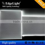 Edgelight LGP(light guide panel) LED panel customized led lgp for kitchen and show room which made in Shanghai OEM factory