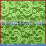 dongguan wholesale fabric china jacquard elastic fabric/polyester/viscose/spandex stretch fabric