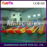 banana boat inflatable,pvc banana boat inflatable,8person boat inflatable,towable banana boat