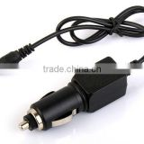 Goread F029 flashlight battery 4.2V 500mA 3.5mm car charger