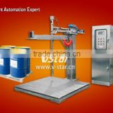 IBC tank Pivoting pallet Filling Machine
