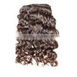 wholesale hair factory Indian virgin remy hair extensions different types of curly weave wavy hair