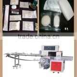 Automatic high speed Flow Packaging Machines for daily hotel article (CB-100X)