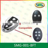 Hot sell Compatible with BFT/NICE Remote Control for Sensor Door SMG-001                                                                         Quality Choice