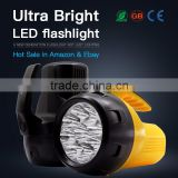 9 Led Outdoor Portable Factory Prices Handheld Hunting Spotlight Powerful Led Searchlight                                                                         Quality Choice