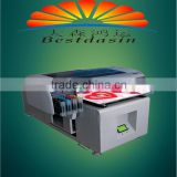 Small format direct t shirt printer, 100% cotton fabric textile printer, factory price for sale