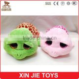 customize big eyes plush turtle toy good quality stuffed sea animal toy lovely turtle soft toy                                                                         Quality Choice