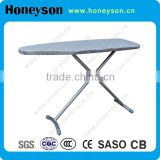 Hotel Laundry Products Ironing Board with Ironing holder and Steam Iron                                                                         Quality Choice