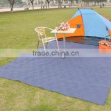 Breathable and soft surface outdoor plastic beach mat