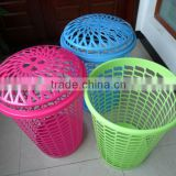 plastic colorful and cheap laundry basket                                                                                                         Supplier's Choice