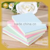 2015 Stationery gifts set letter shaped sticky notes animal shaped cheap custom sticky notes