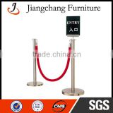 Stainless Steel Crowd Control Barrier Rope JC-LG01