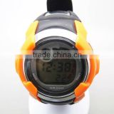 Own module colorful wrist lcd watch