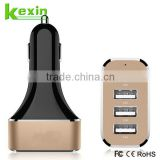 Newest and Popular Multi USB Charger 4 Port 5V 2A USB Car Charger Power Adaptor with IC Protecter                                                                         Quality Choice
