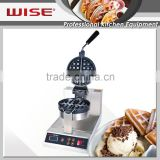 WISE Exclusive Thick Belgium Waffle Maker Machine As Commercial Kitchen Equipment