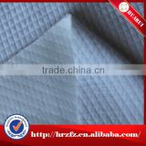 Wholesale Modal Cotton Polyester Diamond Air Layer Knitting Fabric