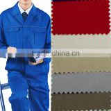workwear fabric of Single-yarn drill T80/C20 20*16 128*60                                                                         Quality Choice
