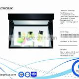 Interactive Hologram display showcase ,3D holographic advertising display/3d advertising showcase with best price