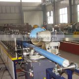 Colored Glaze Steel Tile Type and Tile Forming Machine Type Rain water Downpipe roll forming machine