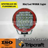 "9"" 96W Car Accessories 96W AUTO LED WORK LIGHT dacia duster"