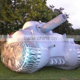 2016 hot sale giant inflatable tank for sale