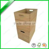 wood mail organizer bamboo drawer organizer for living room