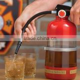 Fire extinguisher design beverage dispenser/beer dispenser /bar drinking dispenser