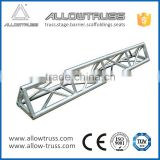 Factory price Aluminium bolt triangle truss, Exhibition/Lighting/ decorative screw-type truss