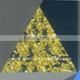 As-Grown/ fine particle diamond powder for diamond wheels, crystal material cutting etc.