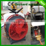 Tractor mounted 450L agricultural orchard sprayer with fan