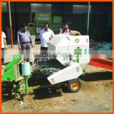 Corn silage machinery mini maize silage baler