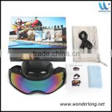 1280x720P HD Snow Ski Goggle Camera Sun Glasses Action Hidden Sport Camcorder prescription glasses camera