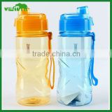 2016 plastic BPA free 16oz double wall tritan water bottle