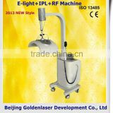 10MHz 2013 Latest Design Beauty Equipment Salon E-light+IPL+RF Machine Pc Mirror For Toys